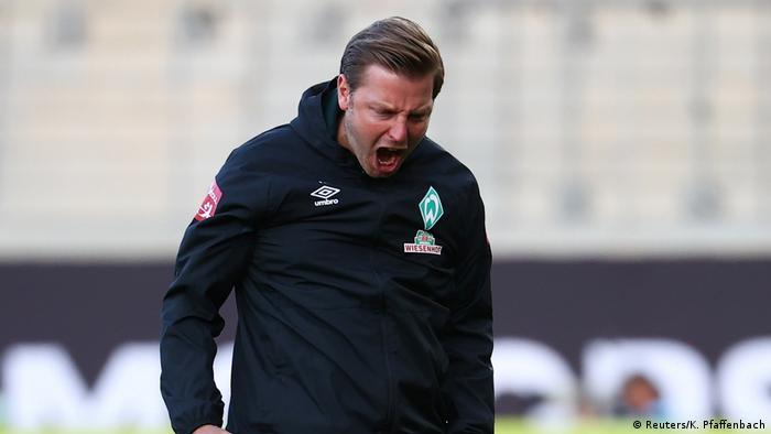 Fußball Bundesliga Relegation |1. FC Heidenheim vs. Werder Bremen | EIGENTOR Heidenheim (Reuters/K. Pfaffenbach)