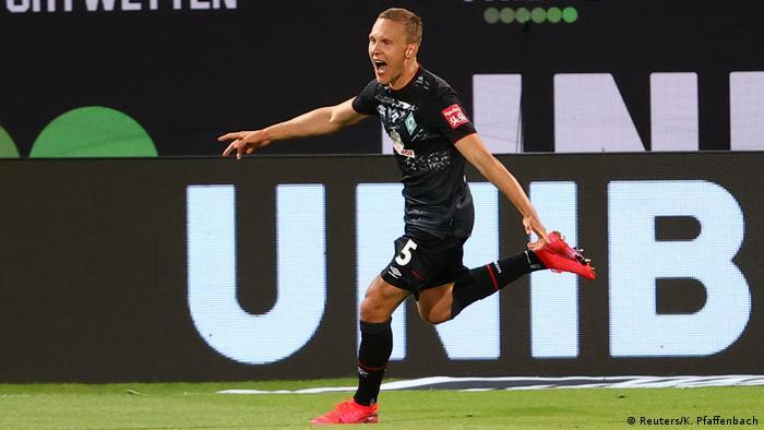 Fußball Bundesliga Relegation |1. FC Heidenheim vs. Werder Bremen (Reuters/K. Pfaffenbach)
