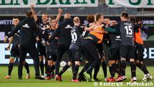 Fußball Bundesliga Relegation  1. FC Heidenheim vs. Werder Bremen