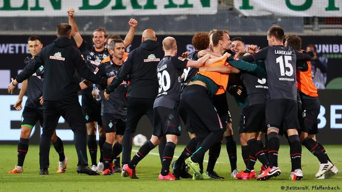 Fußball Bundesliga Relegation |1. FC Heidenheim vs. Werder Bremen