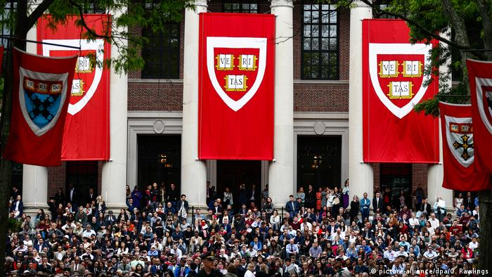 Harvard University (FILE photo)