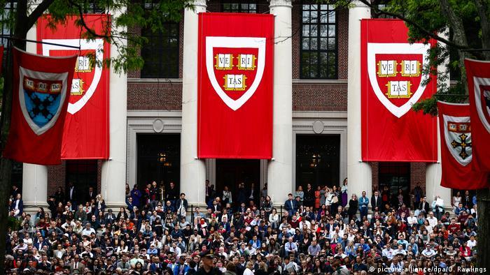 USA Universität Harvard (picture-alliance/dpa/O. Rawlings)