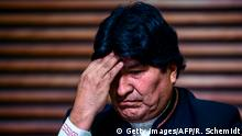 Evo Morales (Getty Images/AFP/R. Schemidt)