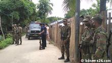At least six activists of the reformist unit of Parbatya Chattagram Jana Sanghati Samity, or JSS, have been shot and killed in Bandarban. Rights: bdnews24.com