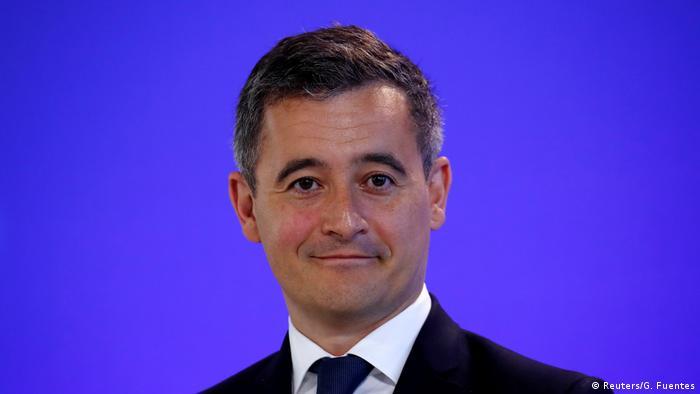Gerald Darmanin (Reuters/G. Fuentes)
