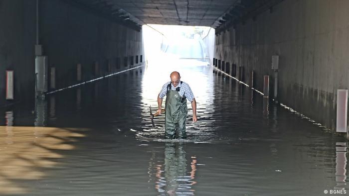 Наводненията в София