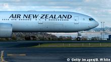 Australien Corona-Pandemie | Air New Zealand