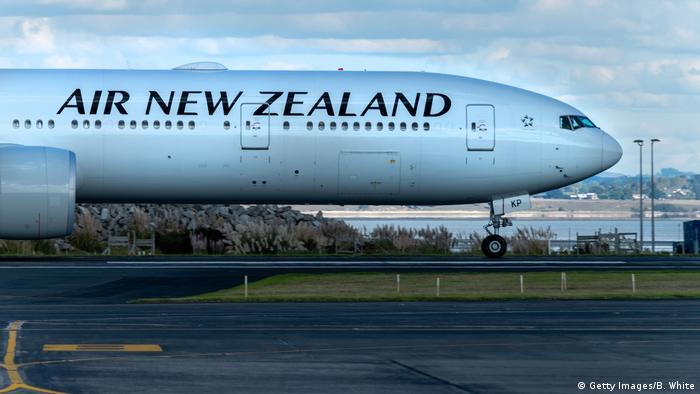 Air New Zealand (Getty Images/B. White)