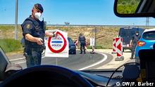 Spanien Katalonien | Artikelbilder zu Rassismus und lockdown in Katalonien
