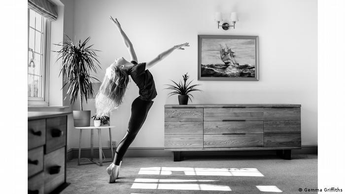 Карантинний балет
