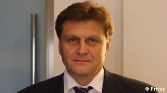 Глава Шереметьевского профсоюза летного состава Игорь Дельдюжов