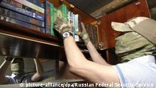 Russland russischer Inlandsgeheimdienst FSB
