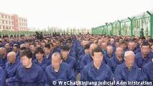 Feature-Titel: Ein Volk in Gefahr – Uiguren in China | 10499 (BILDINHALT NICHT VERIFIZIERT)