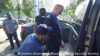 Иван Сафронов был задержан по подозрению в госизмене 7 июля