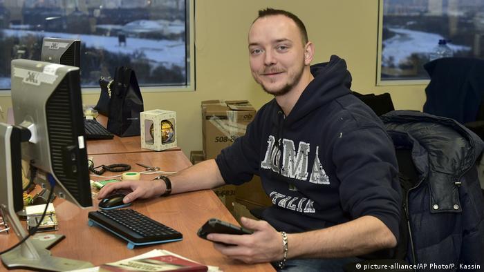 Иван Сафронов (фото из архива)