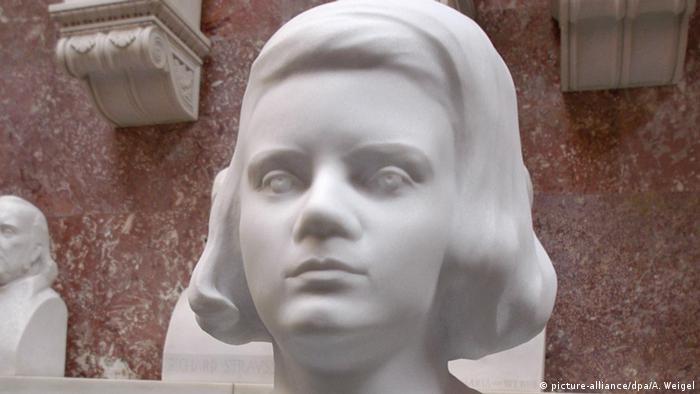 Busto de Sophie Scholl