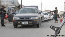 Afghanistan Ghazni   Soldaten   Sicherheitsvorkehrungen