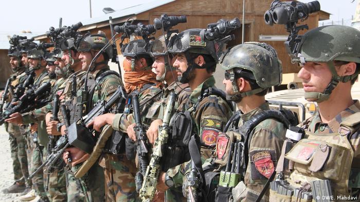 Afghanistan Ghazni | Soldaten | Sicherheitsvorkehrungen