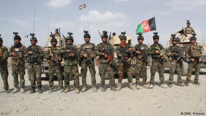Afgan özel askeri birliklerinin eğitimi Türkiye'de başlıyor