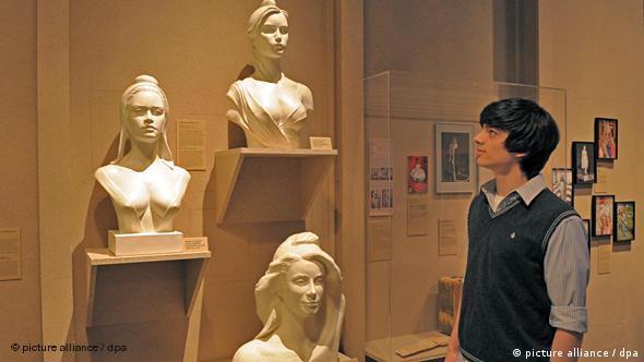 Was ist schön Schönheitsausstellung Dresden Flash-Galerie