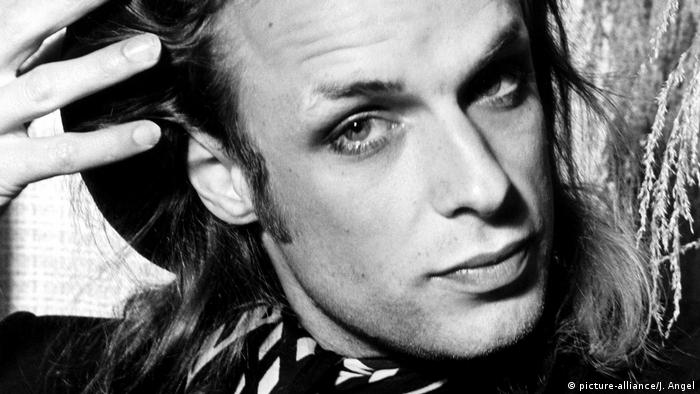 Brian Eno 1974 (picture-alliance/J. Angel)