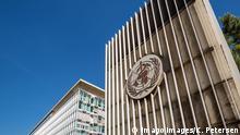 Schweiz, Genf I Hauptsitz der Weltgesundheitsorganisation I WHO I Gebäude
