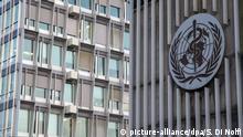 Schweiz, Genf I Hauptsitz der Weltgesundheitsorganisation I WHO