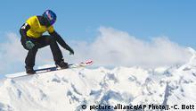 Australien Snowboarder Alex Pullin gestorben