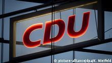 Deutschland CDU Logo