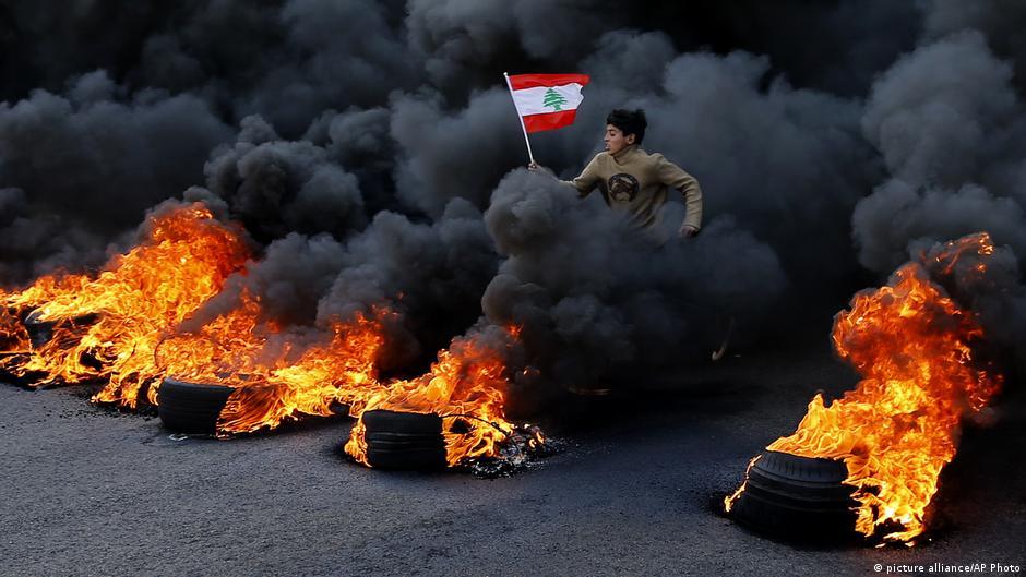 Lebanon faces its worst crisis since the civil war   DW   08.07.2020