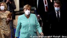 Belgien EU-Parlament Angela Merkel