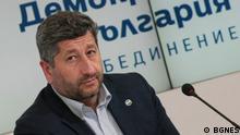 Bulgarien Politiker Hristo Ivanov