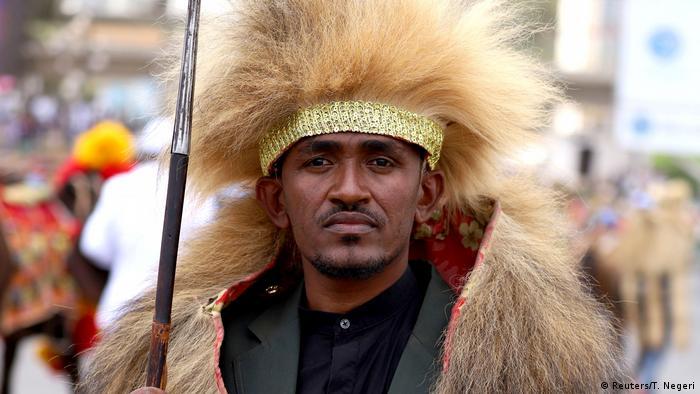 Äthiopien Hachalu Hundessa