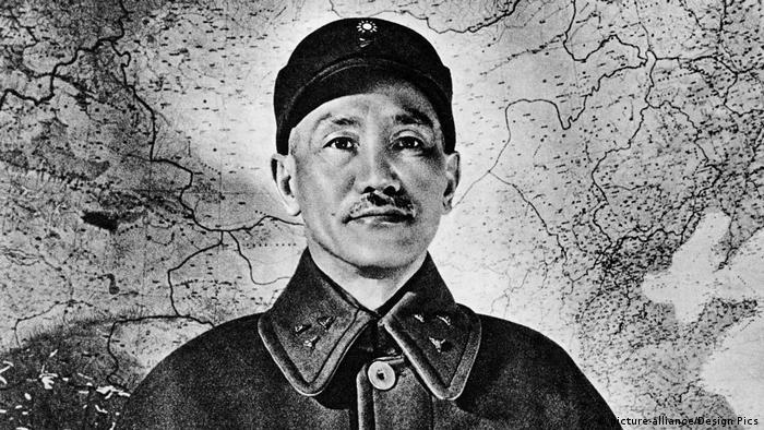 China Chiang Kai-shek 1941 (picture-alliance/Design Pics)
