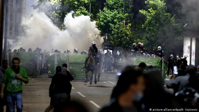 Protesti u julu