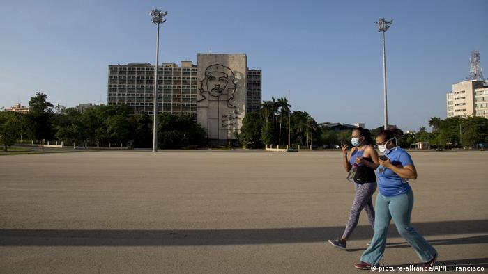Kuba, Havana I Tourismus I Coronavirus