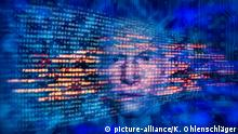 Symbolbild I Programmcode I Android I Internet I Technologie