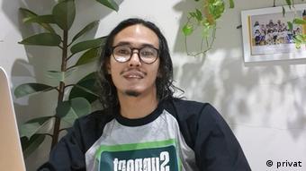 Aditia Taslim - Direktur Eksekutif Rumah Cemara