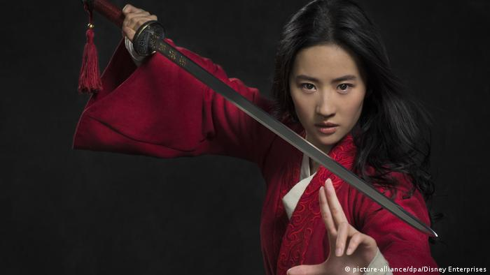 Filmstill Mulan (picture-alliance/dpa/Disney Enterprises)
