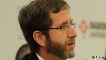 Navarra Üniversitesi öğretim üyesi Profesör Michaël Tanchum