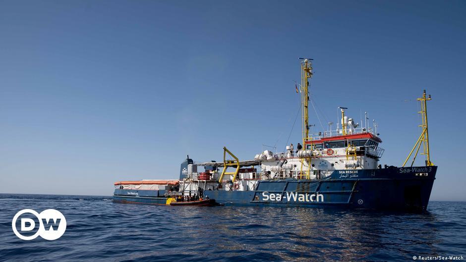 Sea-Watch: Akdeniz'de 102 sığınmacı kurtarıldı