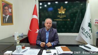 Gelecek Partili Aytaç, hendek olayları nedeniyle tepkiyle karşılaşmadığını belirtiyor