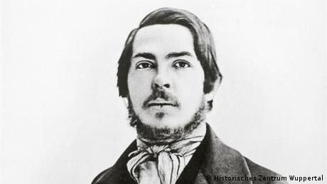 Porträt von Friedrich Engels