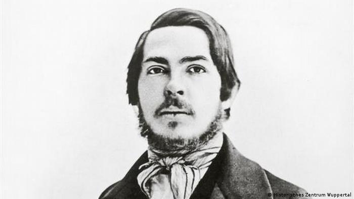Friedrich Engels: um ídolo socialista completa 200 anos | Cultura europeia,  dos clássicos da arte a novas tendências | DW | 28.11.2020