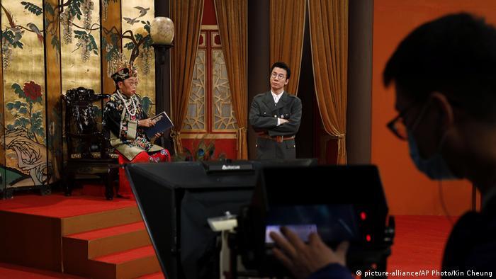 Hongkong Schauspieler Ng Chi-sum Tsang Chi-ho