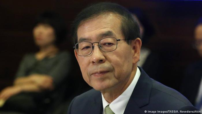 Seoul Mayor Park Won-sun