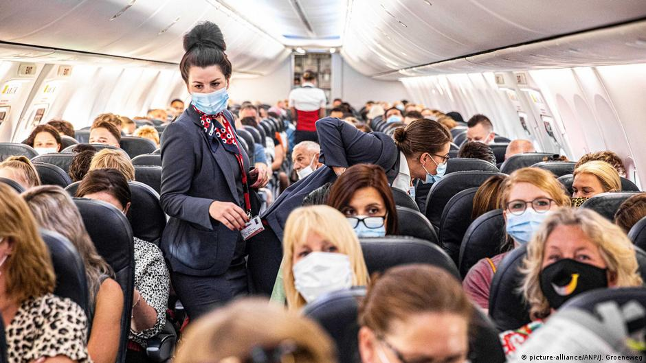 How safe is air travel during COVID-19?