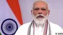 Indien Neu Delhi | Narendra Modi: Videokonferenz zu Asaadh Poornima und Dharma Chakra Day