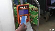 DW Eco Africa - Kontaktlose Bezahlung
