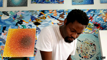 Eco Africa - Ghanaian artist paints to save the ocean world